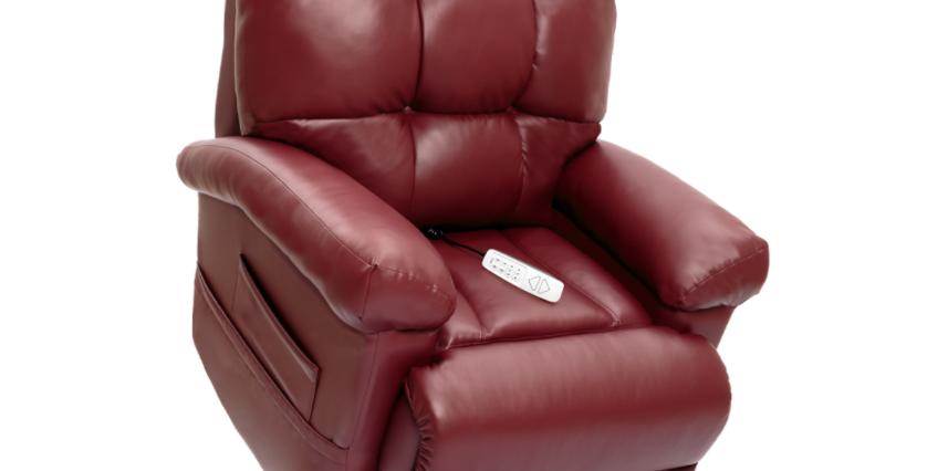 Oasis Ultra Leather Garnet