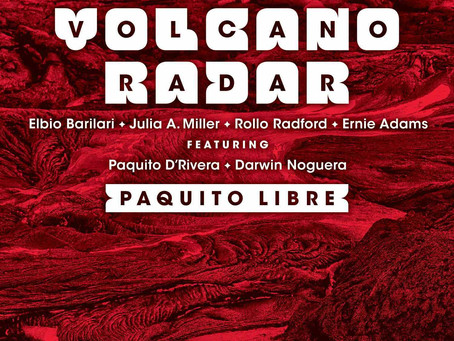 CD Review: Volcano Radar - Paquito Libre