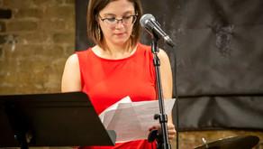 Alyssa Allgood singing Dinah Washington's songbook at JRAC.