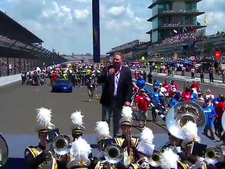 Behind the Scenes at the 2018 Indy 500