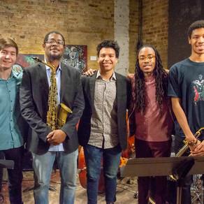 The Alejandro Salazar Quintet at JRAC