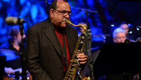 Ernie Watts: Reunited with Corky Siegel and his Chamber Blues