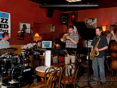 CHITOWN FSTOP: Chicago Jazz Revealed at Katerina's 2013