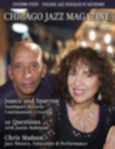 Chicago Jazz Magazine 03 2019 Sparrow an