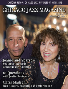 March 2019 - Feature Interview: Joanie & Sparrow