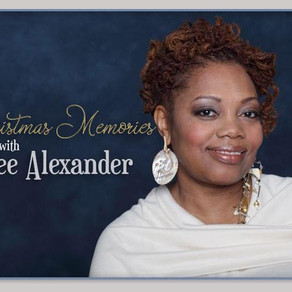 Christmas Memories with Dee Alexander - Thursday December 24th at 6pm on WDCB  90.9FM