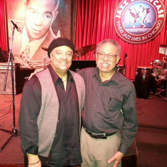 Frank with Billy Foster.JPG