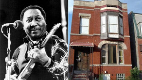 MUDDY WATERS' CHICAGO HOME MOVES CLOSER TO LANDMARK DESIGNATION
