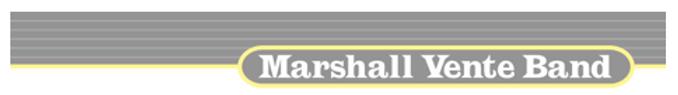 Marshall Vente Band Logo