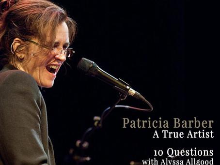 November 2018 - Feature Interview Patricia Barber: A True Artist