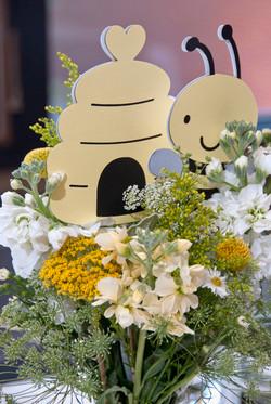Bee Centerpiece