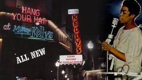 Sarah Vaughan Live at Mister Kelly's & The London House Monday, May 21at City Winery