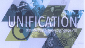 CD Review: Greg Duncan -  Unification