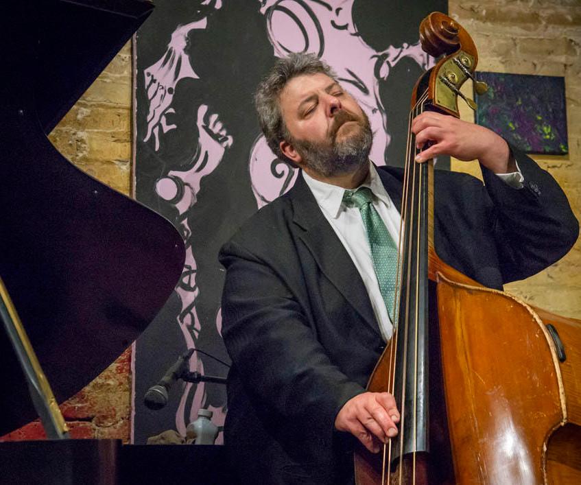 Matt Ferguson on Bass