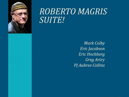 """CD Review: Roberto Magris """"Suite!"""""""