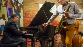 Madsen/Bradfield Quintet Perform Lookin' at Monk at JRAC
