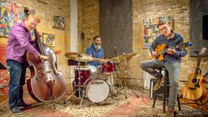 Dana Hall Trio with Scott Hesse at JRAC