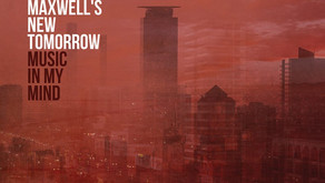 CD REVIEW: Shawn Maxwell's New Tomorrow -  Music in My Mind