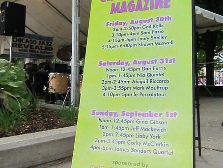 CHITOWN FSTOP: CHICAGO JAZZ FESTIVAL 2013