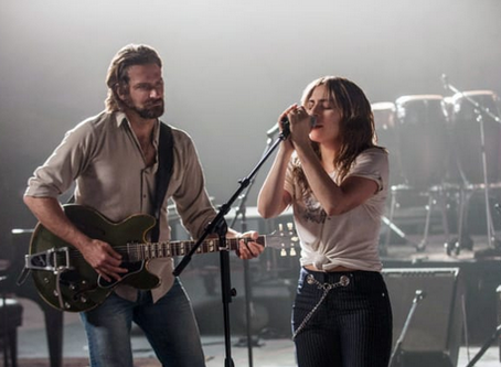 VIEW FROM THE INSIDE: A STAR IS BORN