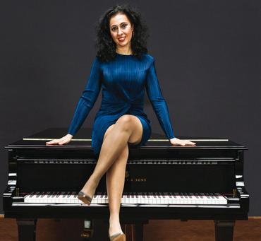 Jazz with Mr. C: Ramona Horvath