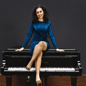 Jazz with Mr  C: Ramona Horvath