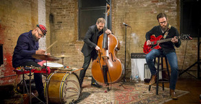 Podcast: Joe Policastro Previews Show with Howard Levy at Andy's Jazz Club January 17th & 18th