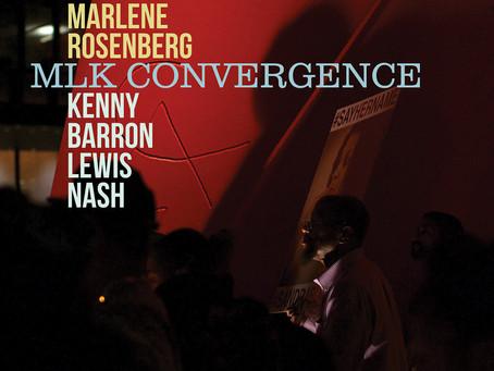 """CD Review: Marlene Rosenberg """"MLK Convergence"""""""