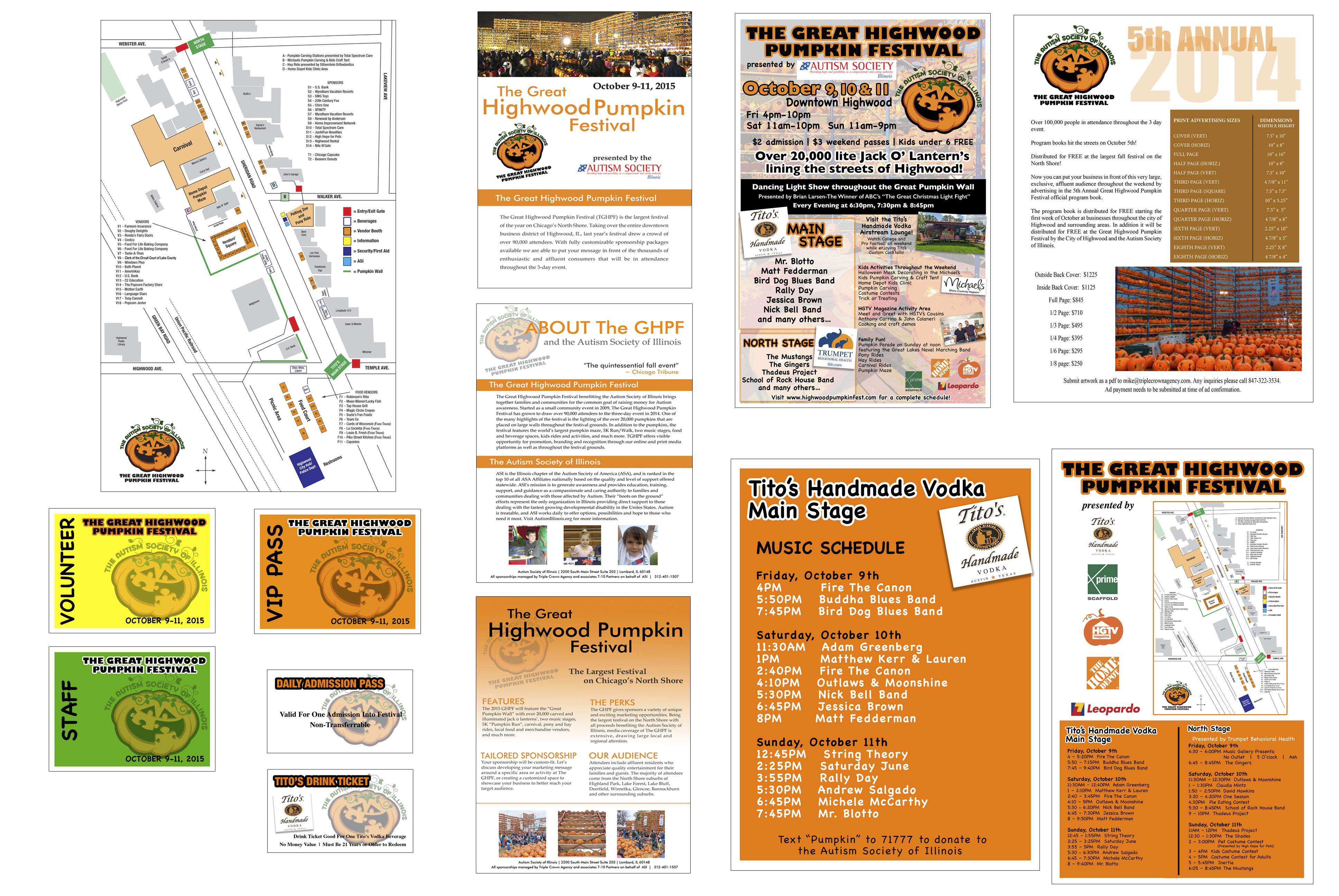 Highwood Pumpkin Festival Media