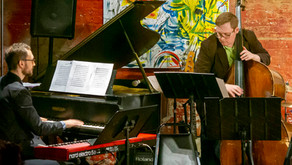 """Luke Malewicz Orchestra performed Thad Jones/Mel Lewis' 1970 release """"CONSUMMATION"""" at JRAC"""