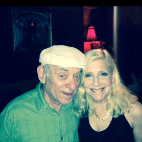 Erwin Helfer, Chicago Blues Boogie Jazz pianist and Laury.