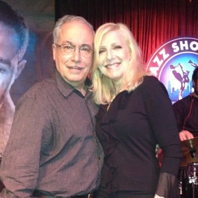 Eddie Gomes and Laury at the Jazz Showcase