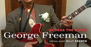 "CD Review: George Freeman ""George the Bomb!"