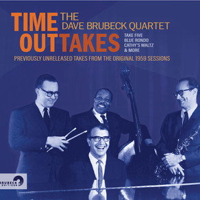 Jazz with Mr. C: The Brubeck legacy grows with the release of Time OutTakes.
