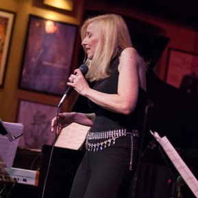 Laury at the Jazz Showcase.