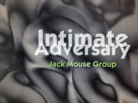 CD Review: Jack Mouse  Intimate Adversary