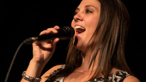 "Vocalist Alyssa Allgood ""Out of the Blue"" at the Green Mill This Monday!"