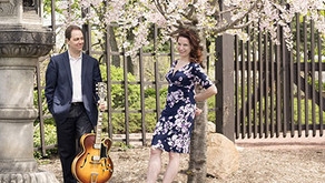 CD Review: Lessons Lyrical - Petra van Nuis and Andy Brown