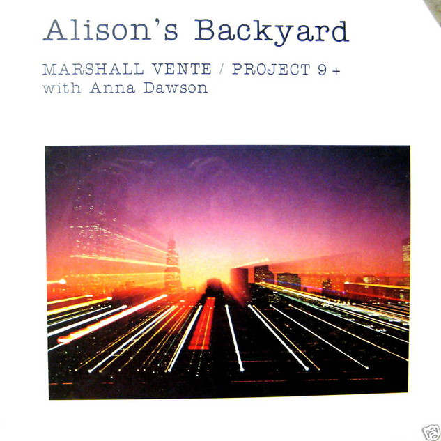 Alison's Backyard Cover