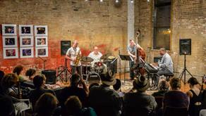 Jazz Record Art Collective - Mardra & Reggie Thomas Ensemble -  Nancy Wilson & Cannonball Ad
