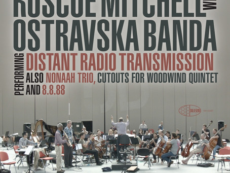 """CD Review: Roscoe Mitchell """"Distant Radio Transmission"""""""