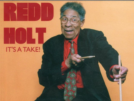 "CD Review: Redd Holt ""It's A Take!"""
