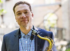 Quick Questions: Saxophonist John Wojciechowski