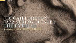 CD Review: Jim Gailloreto - The Pythiad