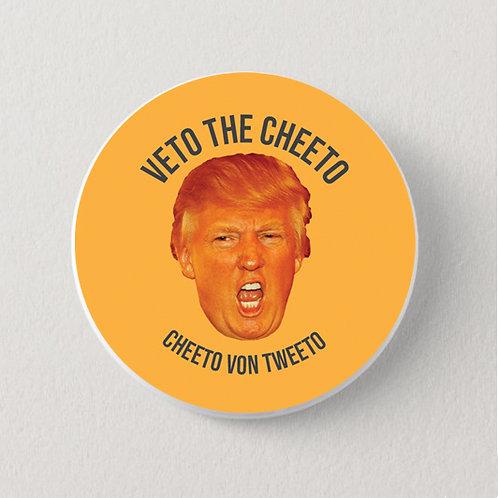 Veto the Cheeto