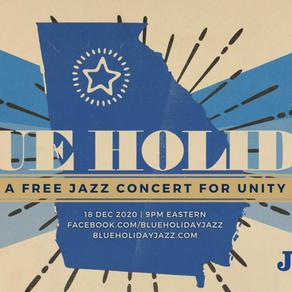 Blue Holiday Jazz with host Kurt Elling: A Free Jazz Concert to Support Raphael Warnock & Jon Ossoff