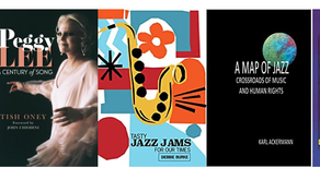 Jazz Journalists Association -  Zoom Jazz Book Party on Sunday, Jan 17, 3 pm ET