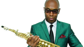 Tim Warfield Talks Jazzy Christmas and More