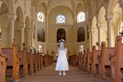 Standing in the Church