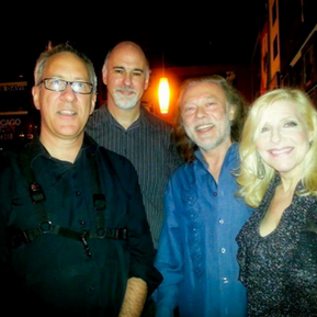 Jim Gailloreto, Jeremy Kahn, Marek Balata, and Laury.